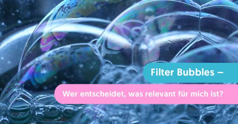 filter bubbles relevanter content