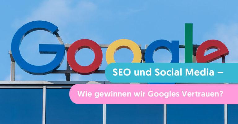 seo social media google