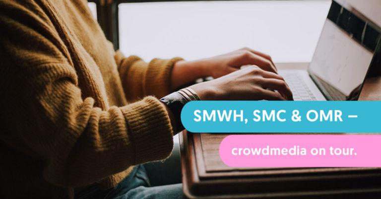 SMWHH, SMC & OMR crowdmedia