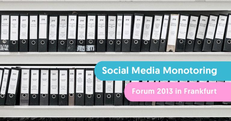 Social-Media-Monotoring