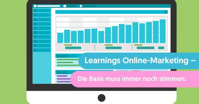 Grundlagen Online-Marketing