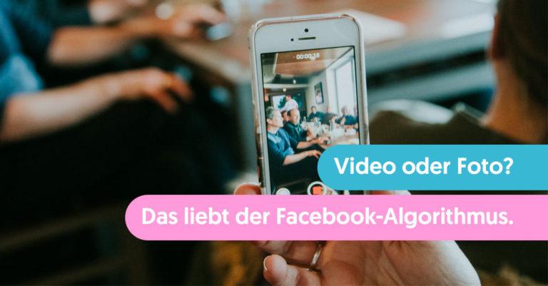 Was bekommt mehr Facebook Reichweite